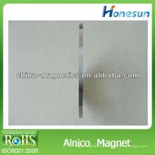 большие тонкие кольца магнитов алнико