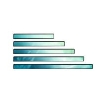 Цифровые светодиодные вывески на верхней полке 1200 * 120