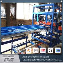 Ligne de production de panneaux eps à panneau électronique automatique haute fréquence eps