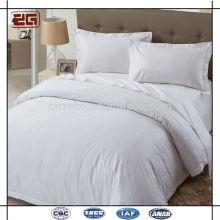 2014 Neues Design Großhandel Plain White Hotel Zimmer Bettwäsche
