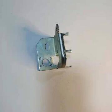Peça de estampagem de metal com desenho profundo de alta precisão