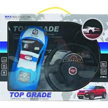 Dynamic Away R/C Police Car Toy Car Model