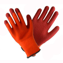 (LG-015) 13t Latex Coated Labor Protective Safety Work Gloves