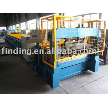 tile sheet forming machine