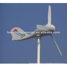 Gerador de vento de eixo horizontal 12v 150W multifuncional