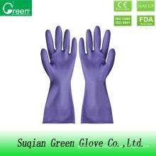 Clear L Größe Waschen Handschuh