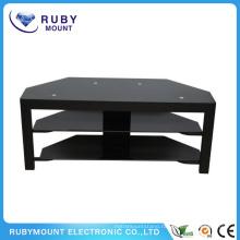 Custom 60 Inch Best Tabletop TV Stand Black