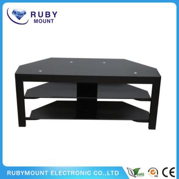 2017 Muebles de sala de venta caliente Salón de TV de madera moderno