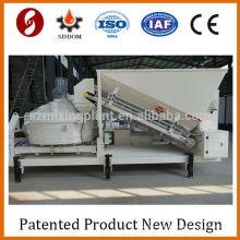 Mixing Concrete Station Export para a Rússia portátil Mini Mobile Concrete Mixing Plant