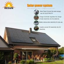 автономная солнечная энергосистема мощностью 10 кВт