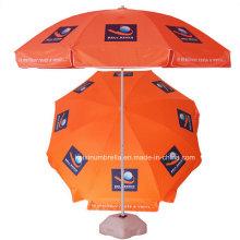 Parapluie coupe-vent extérieur pour pare-soleil