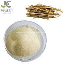 extrait d'écorce de saule 50% poudre de salicine