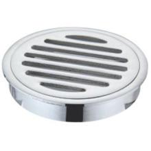 Lavabo de baño de latón ronda de drenaje de piso (901.11.12)