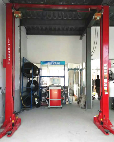 Sucvary High-Tech Wheel Alignment