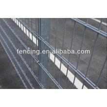 Zweileiter-Zaun