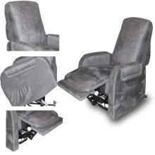 Cadeira de levantamento de pessoas idosas da sala de visitas (D05-S)