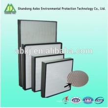 Hochleistungs-Hepa-Filter h13 H14 Hepa-Luftfilter