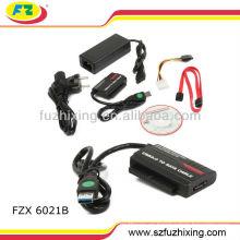 USB3.0 al adaptador de IDE / SATA con OTB para HDD 2TB