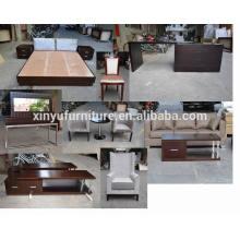 Muebles de lujo suite de hotel XYN330