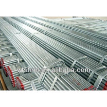 low price and high quality hot dip corrugated galvanized culvert pipe price
