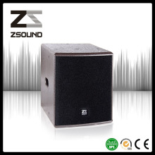 Zsound K Sub Professionnel Commercial Demo Audio Petit Subsonic Woofer