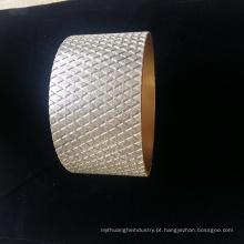 Mercado de India galvanizou a roda abrasiva do diamante para a almofada de freio
