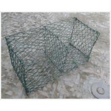 Rock Filled Gabion Baskets / Welded Gabion Box