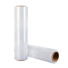Transparent Plastic Wrapping Film Roll
