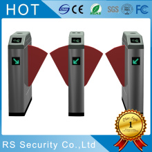 Crowd Control Stainless Steel Turnstile Barrier Gate