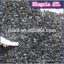 carbón activado granular de la cáscara de la palma para la purificación del aire