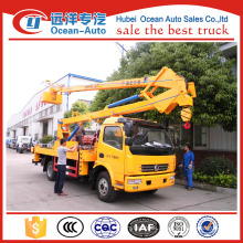 dongfeng 4*2 aerial work platform truck (Max working height 18 m)
