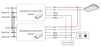 Led driver parallel