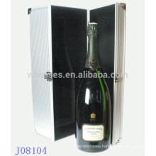 hot sales aluminum wine case high quality manufacturer