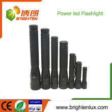 Meilleur produit Aluminium Matal Matériau Haute énergie Utilisation d'urgence XML T6 10W OEM XPG la plus forte lampe torche à LED