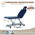 Cama cardíaca de alta calidad 3 camas inestables de la clínica de la cama de hospital