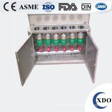Caja de metal al aire libre caliente venta IT003 para contador de agua