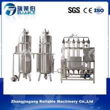 Newly Improved Tech Hollow Fiber Filter/Membrane for Mineral Water Treatment