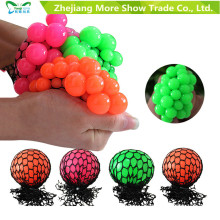New Anti Stress Reliever Grape Ball Autism Mood Squeeze Relief Adhd Toys