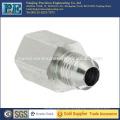 Hochpräzise kundenspezifische CNC-Bearbeitung Nippel