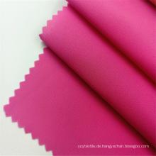 Schnelltrocknende, aus Polyester gefärbte Garn-Chiffon-Spandex-Kleiderstoffe