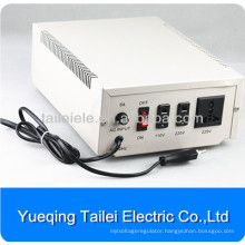 servo motor controlled automatic voltage stabilizer circuit