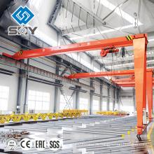 Elektrohängebahn Semi Portalkran, Goliath Crane Qualität 10t