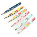 Stainless steel tip clip eyebrows eyebrow clip to dial the feathers pliers pliers brows