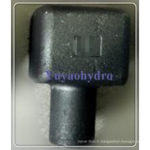 Forgés chauds pour raccords de tuyaux hydrauliques spéciaux