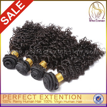 Natural Color Malaysian Hot Sale Kinky Hair Weave With Factory