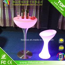 Luzes LED Bar Cocktail Table