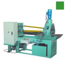 Permutador de calor de alumínio e extrusão de cobre máquina de laminação de tubo de aletas