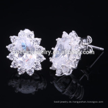 2015 Fabrik Großhandel einzigartige Silber Ohrstecker, 925 Thailand Silber Ohrring