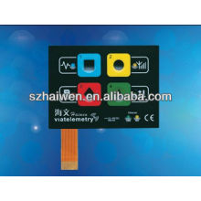 flexible polyester FPC membrane switch