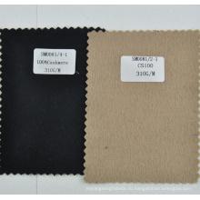 Легкий 310г/М 100% мягкий кашемир сплетенный шерстяной ткани